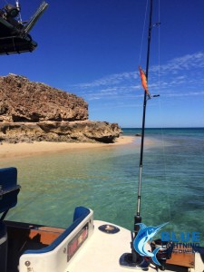 Montebello Islands Fishing Charter WA