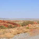 Dampier location shot