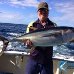 Yellowfin Tuna Montebello Islands WA fishing Charter
