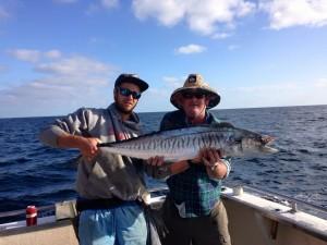 Montebello Islands Mackerel Sport Fishing