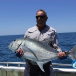 GT Giant Trevally Monte Bello Islands