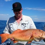 Coral Trout Montebello Islands fishing pictures