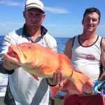 Coral Trout WA best fishing