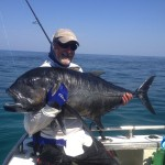 Giant Trevally WA Fishing Charter