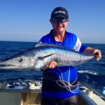Wahoo WA fishing charter