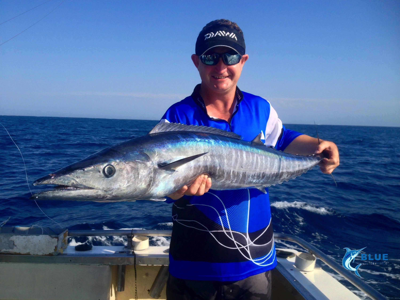 Wahoo wa fishing charter blue lightning fishing charters for Wa fishing charters