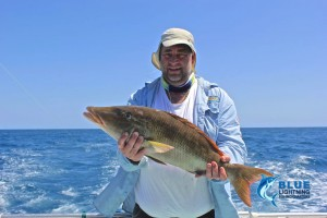 long nosed emperor fishing charter