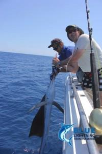 sailfish Blue Lightning Charters