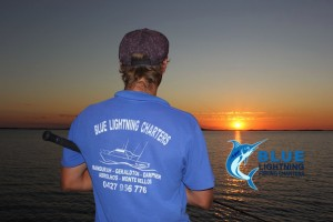 Blue Lightning Charters Sunset WA