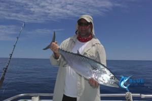 tuna fishing charter WA