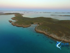drone Montebello Islands