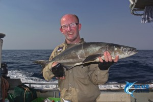 Cobia Montebello fishing charter