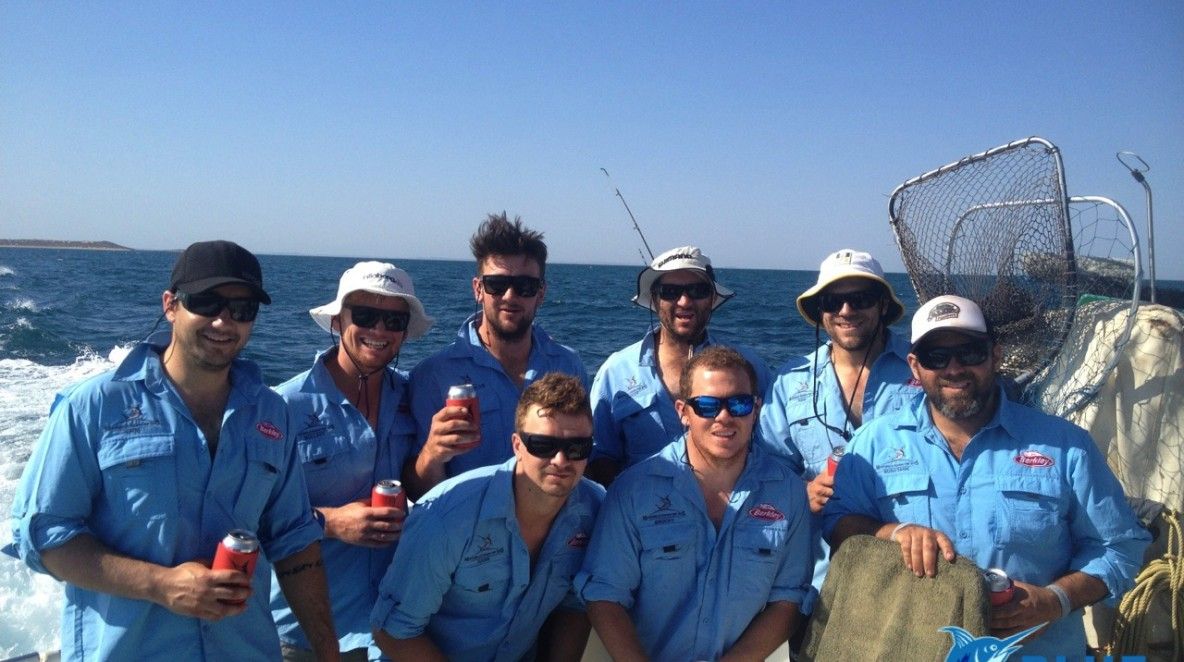 Welcome to blue lightning fishing charters for Wa fishing charters