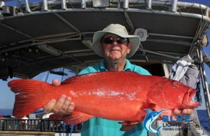 Coral Trout Private group charter WA