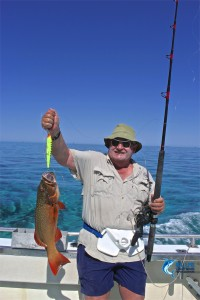 Coral Trout Private group charter