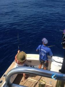 fishing charter Dampier