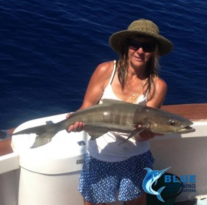 Reely-Black fishing charter