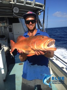 coral trout Fishing Charter