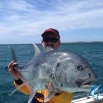 GT fishing charter