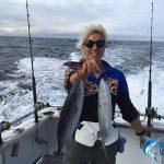 Bonito Abrolhos Islands fishing
