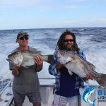 Dhu fish Abrolhos Islands fishing charter