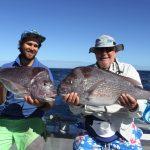 Pink Snapper WA fishing charter