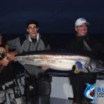 Blue Marlin WA fishing charter Montebello Islands