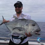 GT Montebello Islands WA Fishing Charter Blue Lightning Charters