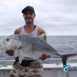 Montebello Islands WA Fishing Charter Blue Lightning Charters