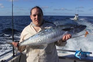 James spanish mackerel wa fishing charter montebello for Washington fishing charters