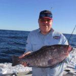 Jeremy rankin cod WA fishing
