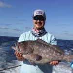 John rankin Cod WA Montebello Islands Fishing charter