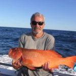 Mike coral trout Montebello Islands