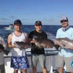 rankin cod galore WA fishing Charter