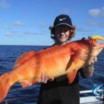 Tim Coral trout WA fishing Charter