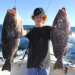 Tim rankin cod Montebello Islands fishing