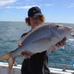 Tim spangled emperor Montebello Islands Fishing