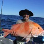 mike red emperor Montebello Islands Western Australia Fishing Charter