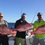 red emperors WA fishing charter