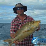 Ben spangled emperor Montebello Islands WA fishing charter Blue Lightning Charters