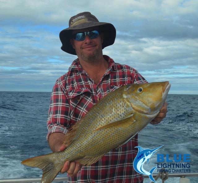 Ben spangled emperor montebello islands wa fishing charter for Wa fishing charters