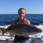 Long nose emperor Western Australia Fishing Charter Blue Lightning