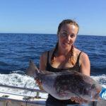 Western Australia Fishing Charter Blue Lightning Rankin Cod