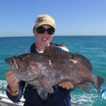 Rankin Cod Western Australia Fishing Charter Blue Lightning
