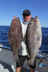 rankin cod Montebello Islands WA Fishing charter