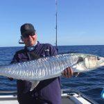 spanish mackerel Montebello Islands WA Fishing charter
