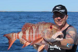 Dave chinaman Montebello Islands WA Fishing charter