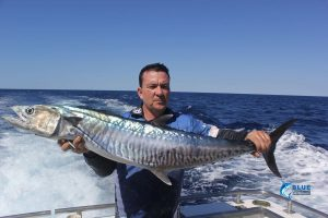 Dave spanish mackerel WA Fishing Charter Blue Lightning