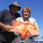 Red Emperor WA Fishing Charter Blue Lightning Charters