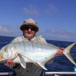 Montebello Islands WA fishing charter Golden Trevally